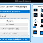 Azure VMware Solution(AVS) とは?3つのメリットをご紹介
