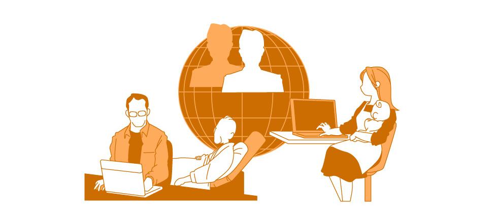 「仕事」のあり方を変える─業務効率向上とワークスタイル変革