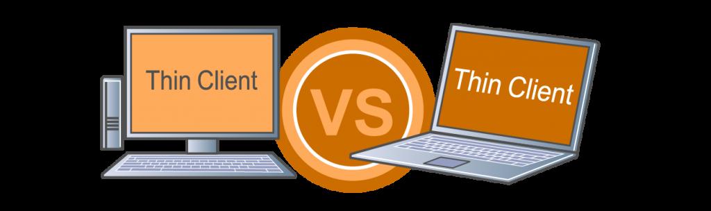 VDIはデスクトップとノートタイプどちらの端末がよいか