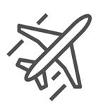 某航空会社アイコン