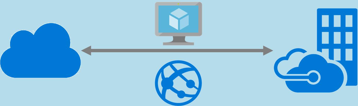 AzureとAzure Stack同リソース