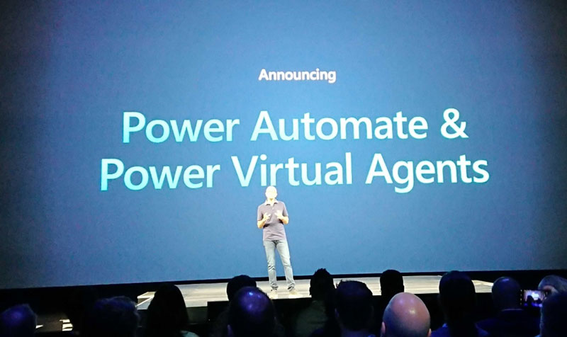 Power Automate & Power Virtual Agents