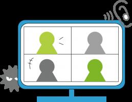 WEB会議への不正アクセス 情報漏洩のリスク